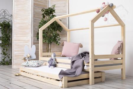House Bed RG 90x190cm