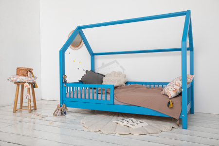 House Bed B Blue