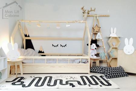 House Bed H Full Barrier