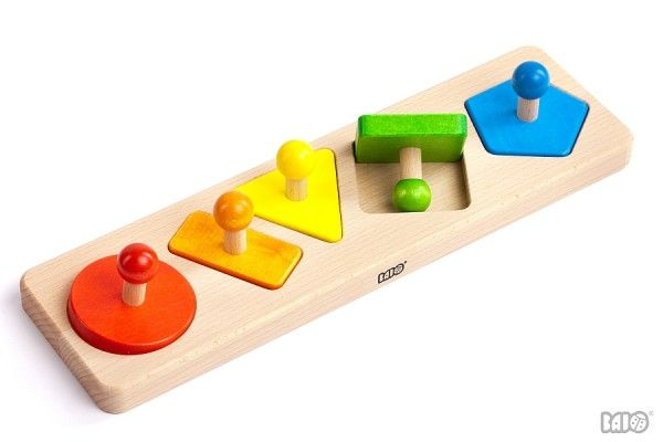 "Stacking board ""Figures"""