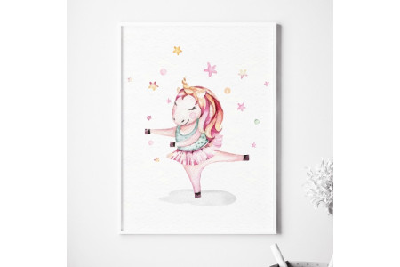 Dancer Unicorn Image