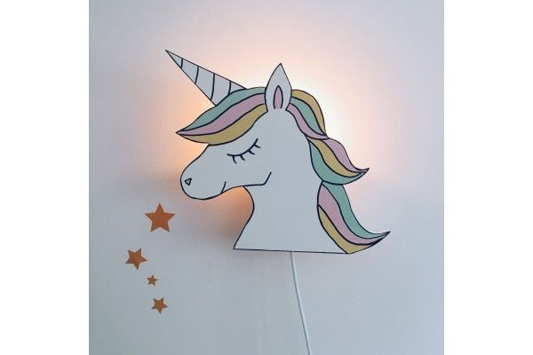 Applique Unicorno