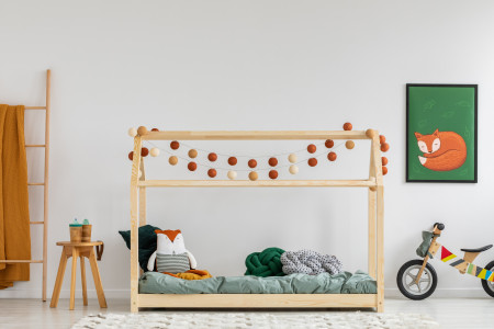 House Bed G 90x190cm