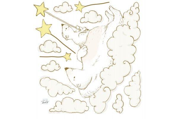 Ours sur le nuage