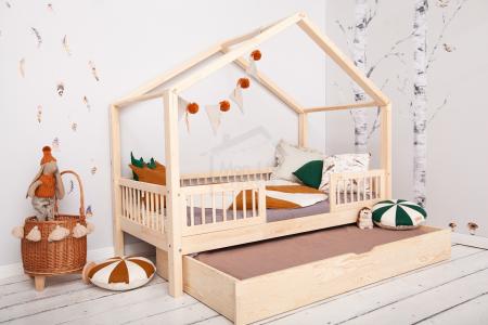 House Bed DPT 90x160cm