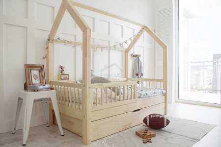 House Bed BT 90x180cm