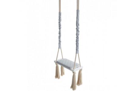 Wood Swing Grey