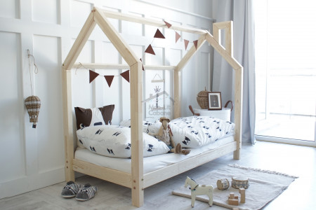 House Bed C 80x200cm