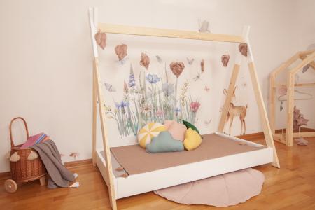 Teepee Bed H 80x160cm