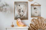 Oiseau Rose - Moutard