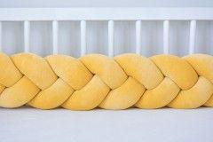 Mustard Bed Bumper