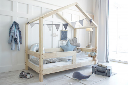House Bed D 90x190cm