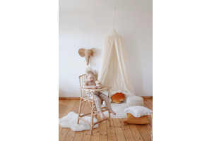 Ciel de lit Raw Cotton