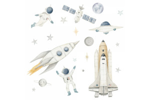 Fuses et astronauts