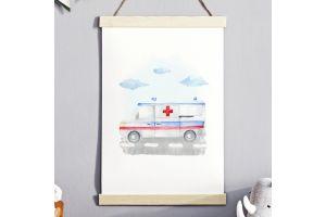 Image Camion Ambulance