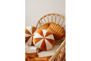 Coussin Candy Dore