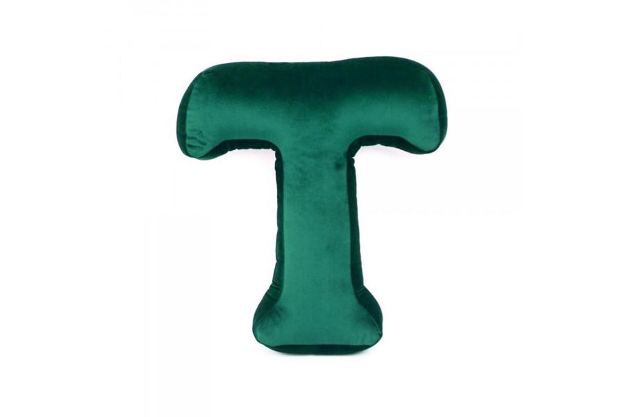T - Green
