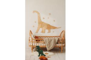 Décoration murale Diplodocus