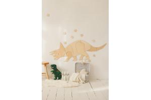 Décoration murale Triceratops