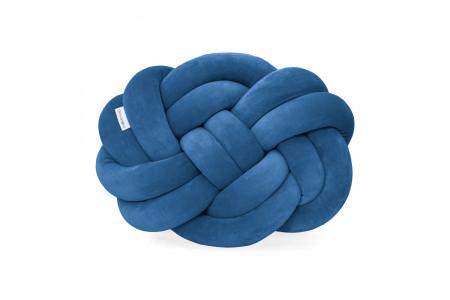 Knot Ball Petrol Blue