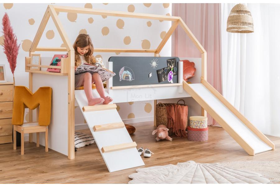 Slide Bed T 80x160