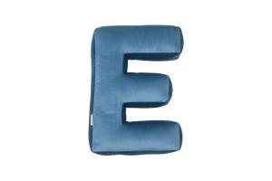 E - Blue