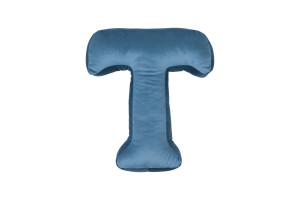 T - Blue