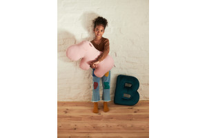 Coussin Hippo Rose