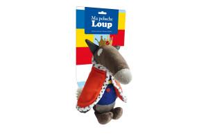 Peluche du Loup Prince