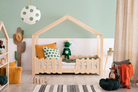House Bed DZ 80x200cm