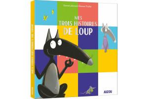 Coffret Recueil du Loup + Peluche