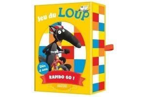 Rapido Go ! - Le jeu de cartes du Loup
