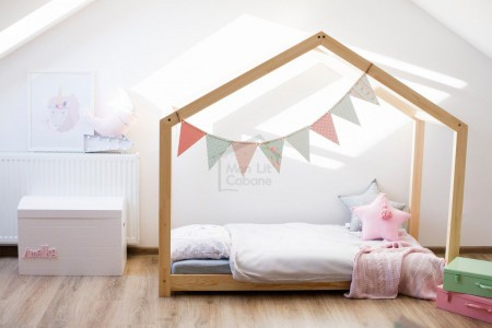 House Bed V 100x200cm