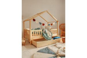 House Bed DWT 90x180cm