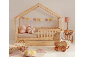 House Bed DBT 70x140cm