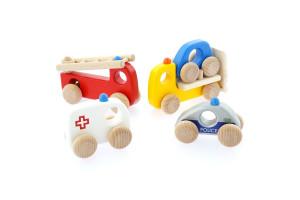emergency vehicules set