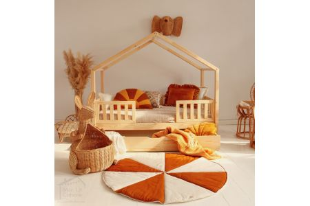 House Bed DWT 70x160cm
