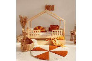 House Bed DWT 90x190cm
