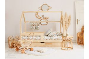 House Bed CBT 90x140cm