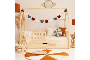House Bed LT 90x190cm