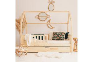 House Bed LT 70x160cm