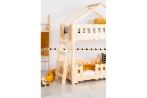 Bunk Bed ZL 90x160cm