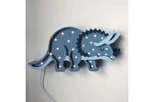 Lampe Triceratops LED