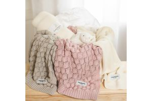Creamy Bamboo Blanket