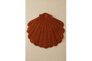 Linen Mat Goji Shell