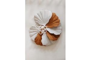 Linen Shell Garland