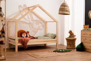 House Bed A 80x190cm