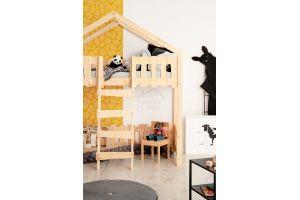 Mezzanine Bed Z 80x160cm