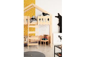 Mezzanine Bed Z 80x180cm