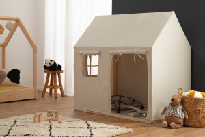 Petite Maison en Tissu